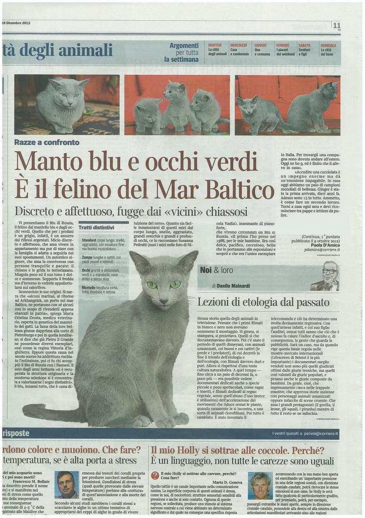 articolo Corriere